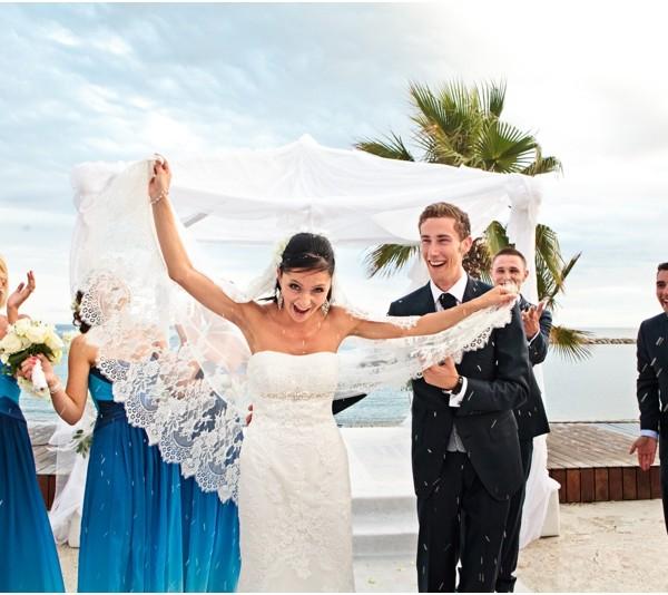 Tamara & Gianni {Wedding in Marbella}