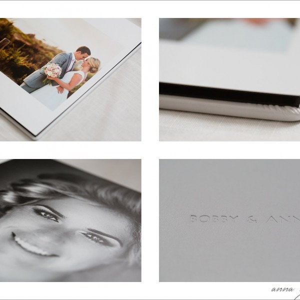 Timeless elegance {Black&White Wedding Albums}