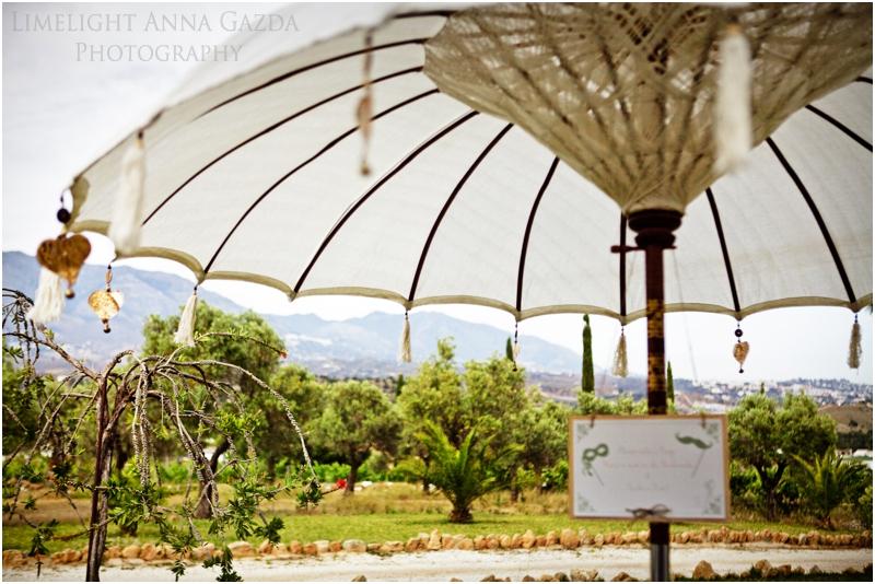 charla amp chris wedding in mijas hacienda san jose