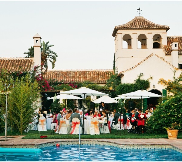 Jane & Miles {Wedding at the Hacienda San Jose, Mijas}
