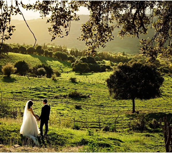 Stefanie & James {Wedding in Gaucin} Finca la Santera