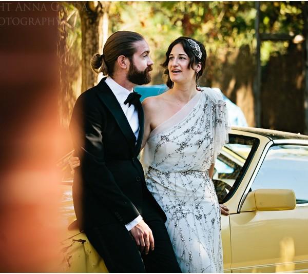 Pauline & Gustaf {Wedding in Manilva, Spain}