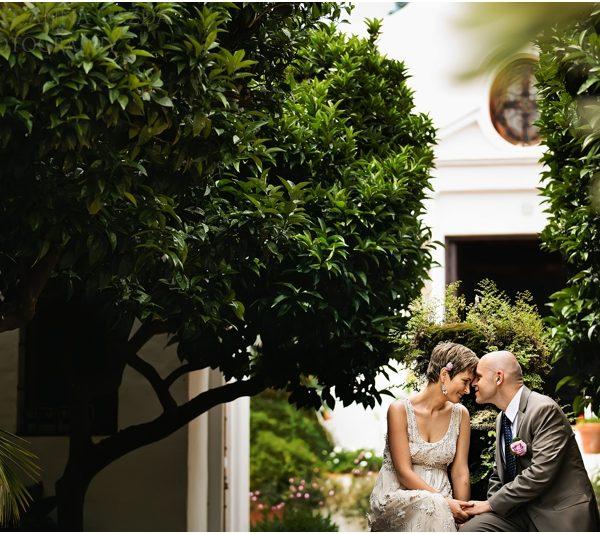 Ava & Blazej {Wedding in Casares, Spain} Sneak-peek