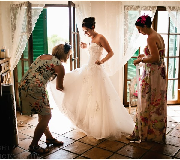 Kirsty & Paul {Hacienda San Jose Wedding, Mijas}