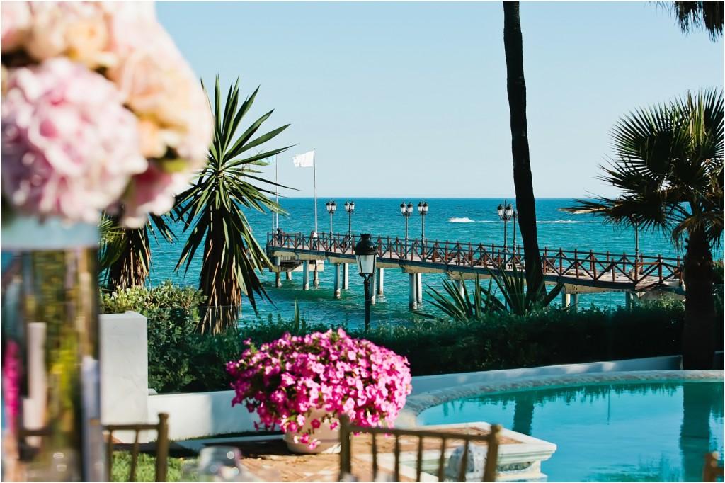 luxury wedding venue Marbella