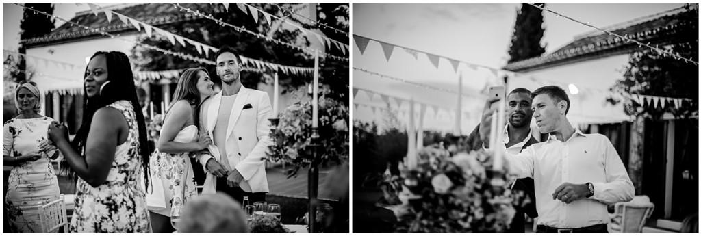 Wedding Hacienda San Jose, Mijas, Spain, 2015