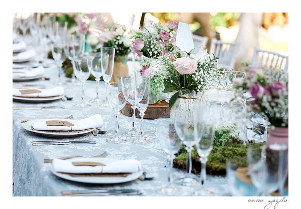 El Cortijo de los Caballos wedding decorations