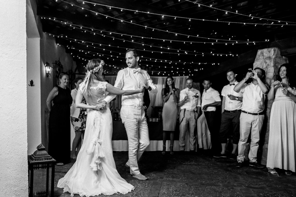 Wedding Hacienda San Jose, Mijas, Spain, 2015
