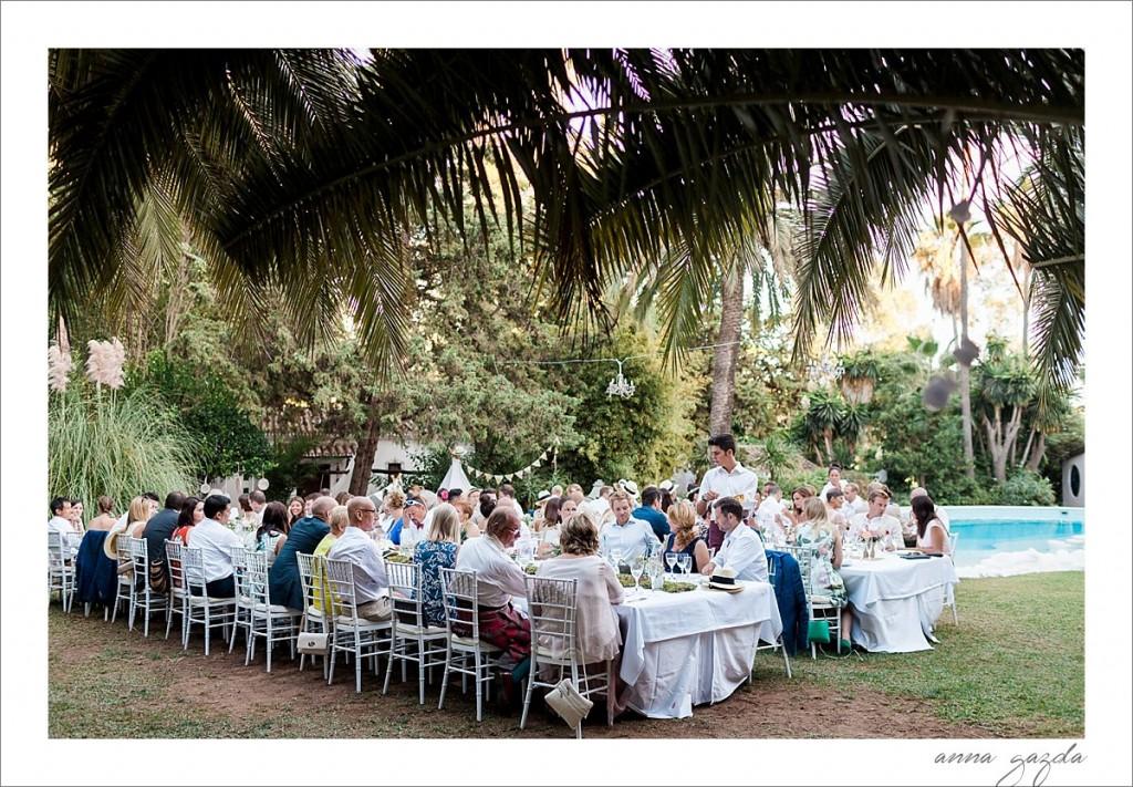 Cortijo de los caballos benahavis bohemian wedding