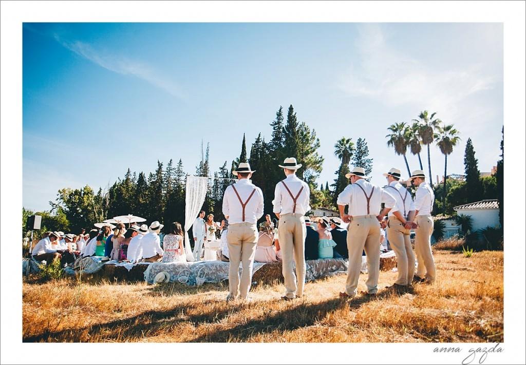 El Cortijo de los Caballos wedding photographer Benahavis