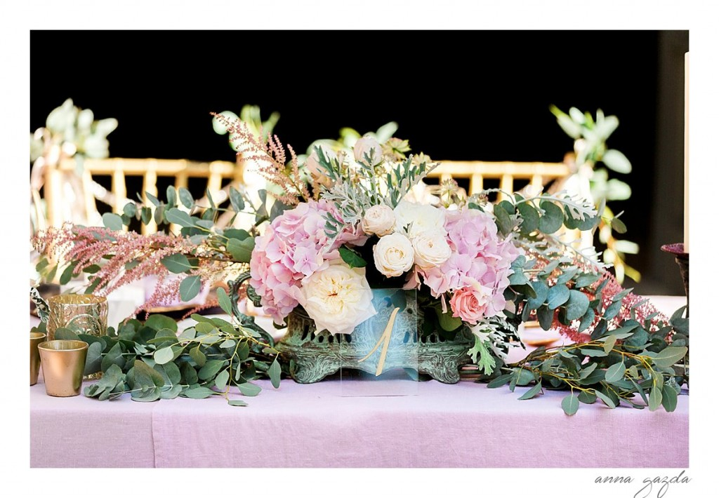 luxury wedding floral arrangements by Pedo Navarro Villa Padierna
