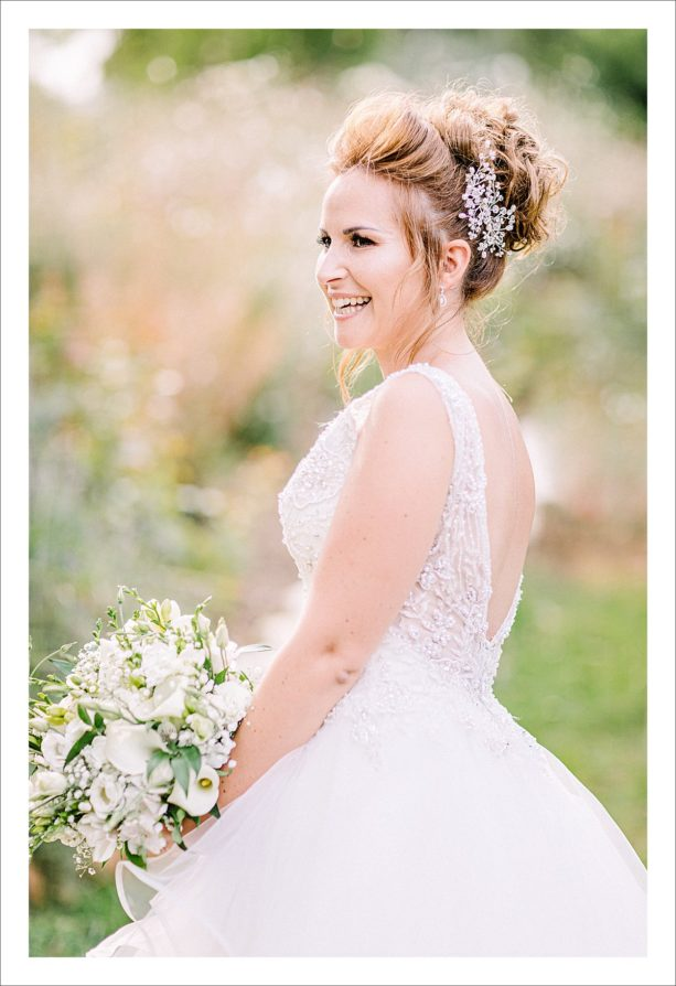 wedding in spain bridal portrait