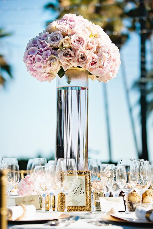 Marbella Club wedding venue decor