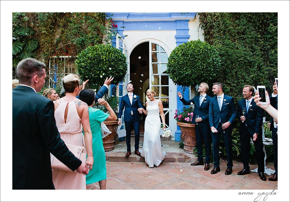 Finca La Concepcion Marbella Wedding venue