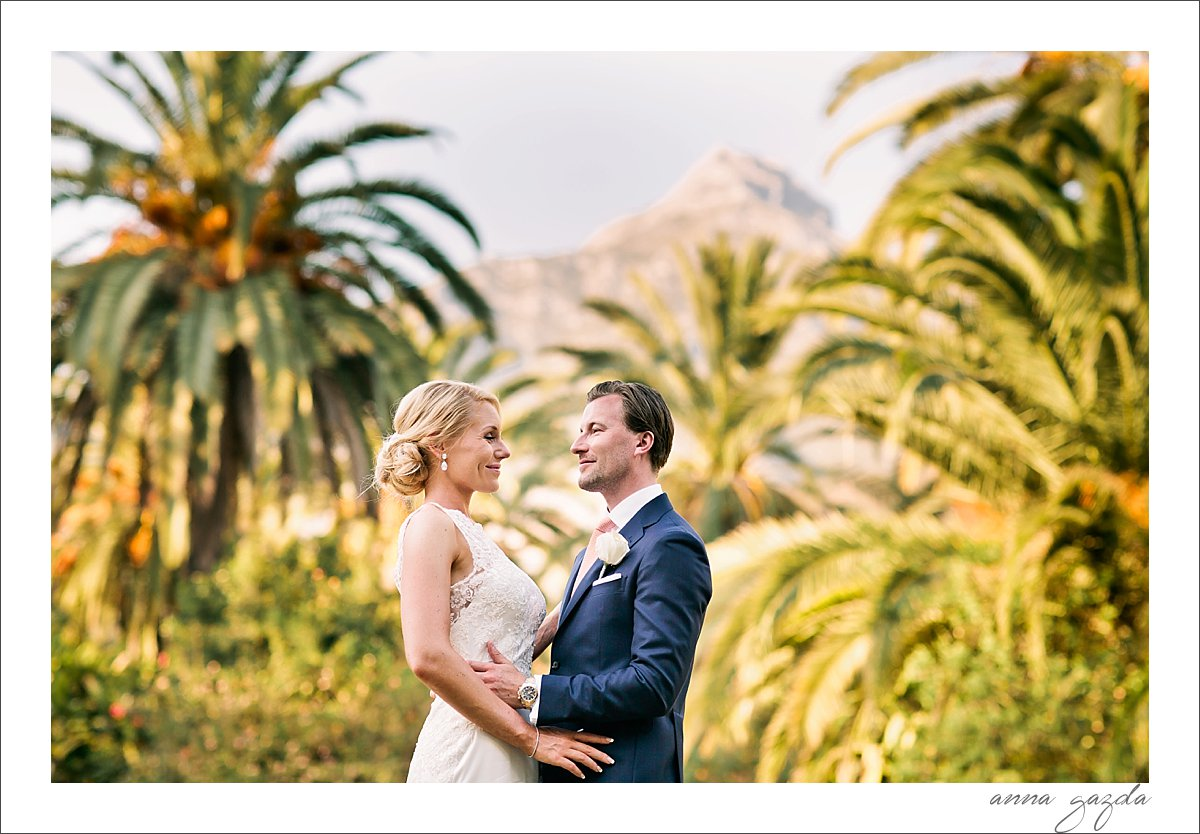 La concha Marbella wedding photos