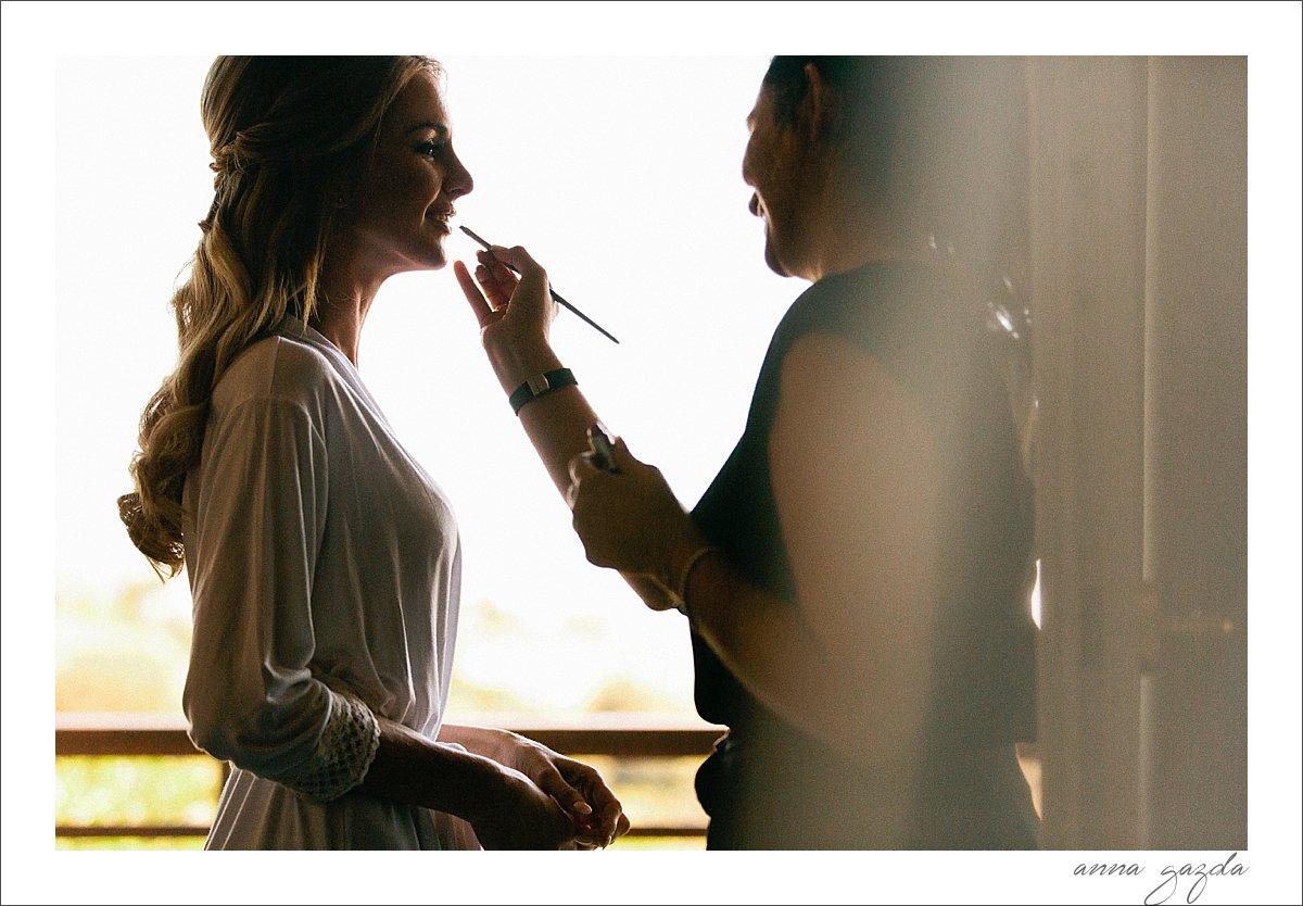 bridal makeup by Liza Mayne