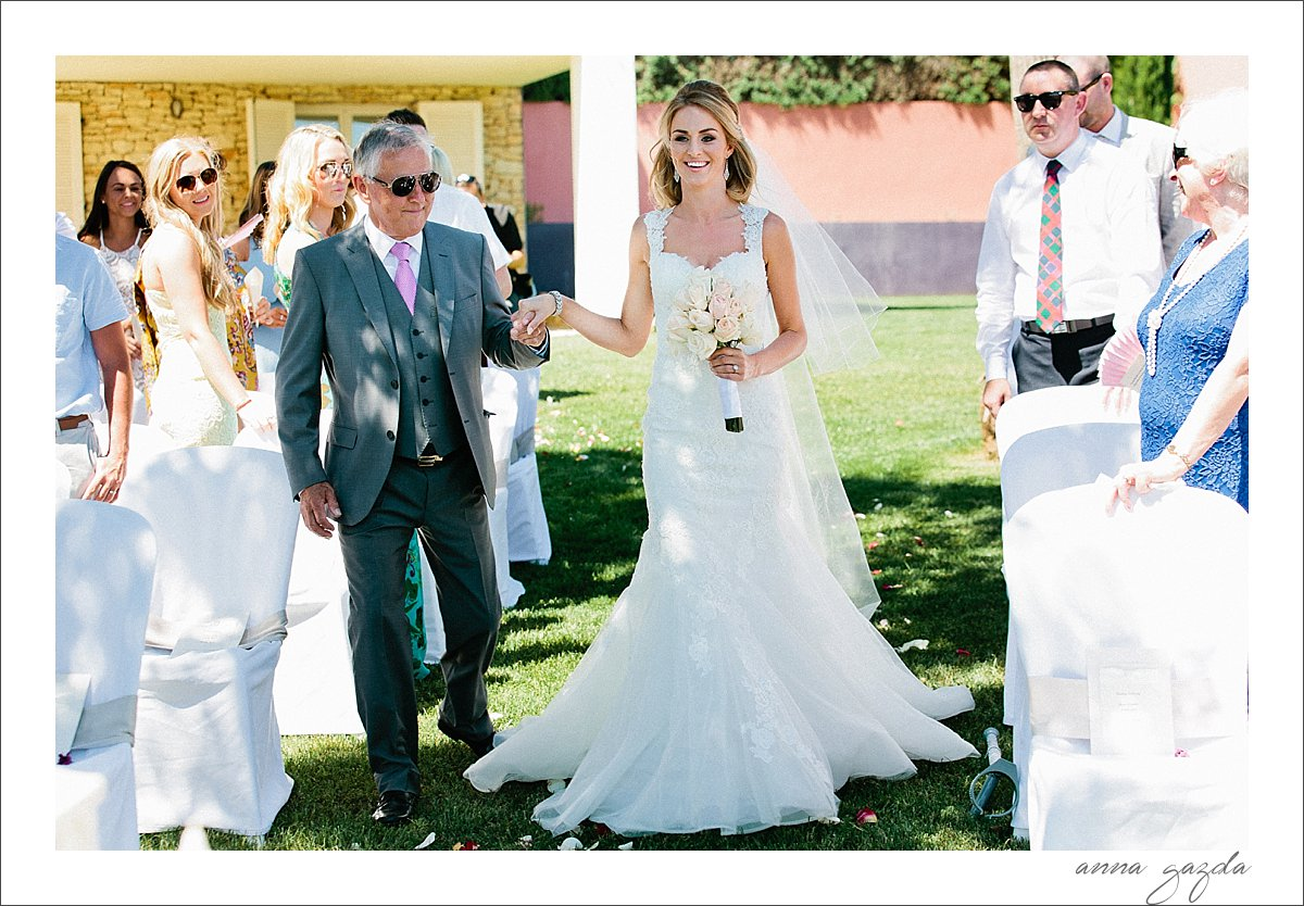 Debbie & Barry wedding in Ronda Spain The Lodge 31065