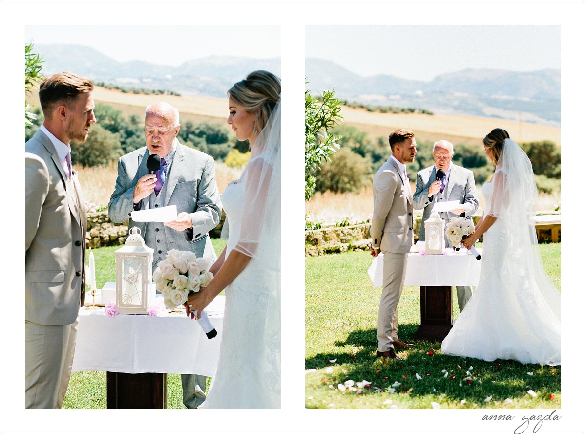 Debbie & Barry wedding in Ronda Spain The Lodge 31075