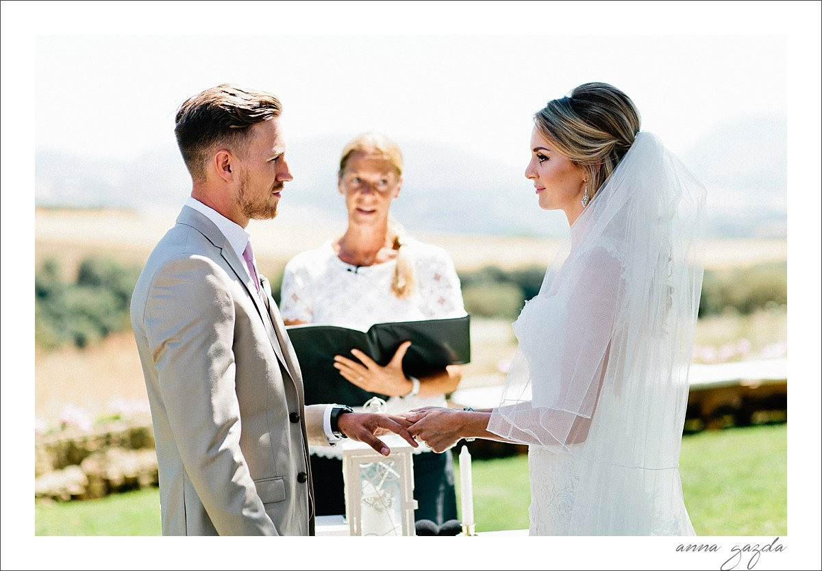 Debbie & Barry wedding in Ronda Spain The Lodge 31088