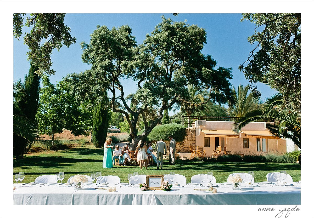 Debbie & Barry wedding in Ronda Spain The Lodge 31125