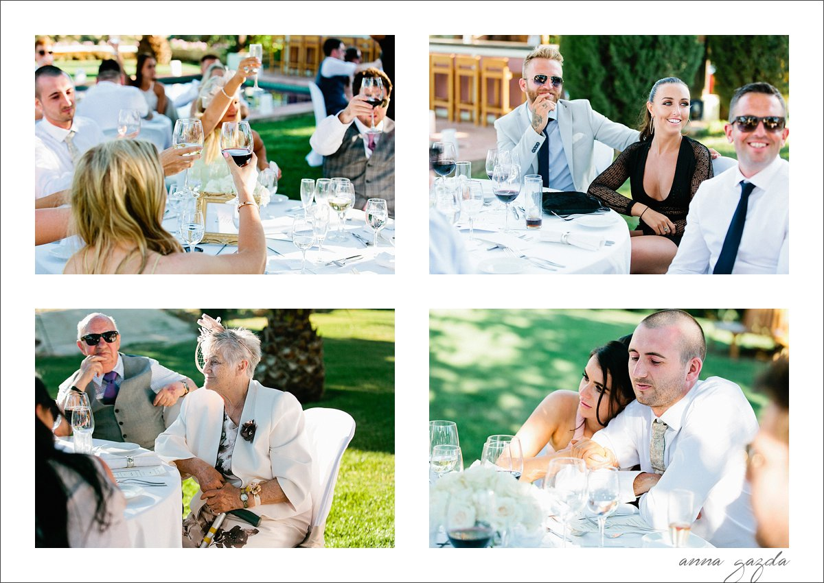 Debbie & Barry wedding in Ronda Spain The Lodge 31153