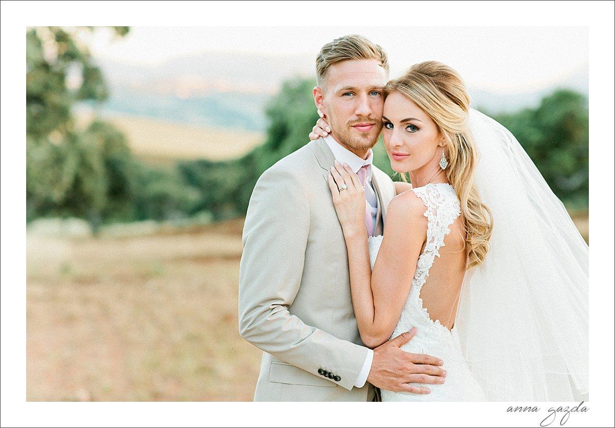 Ronda wedding landscape