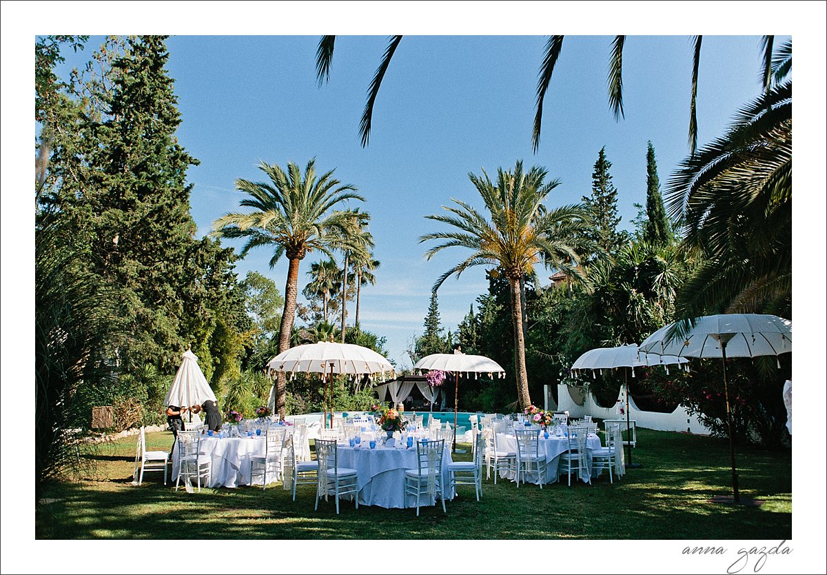 Sam & Shaun Wedding in Benahavis, Spain 31250