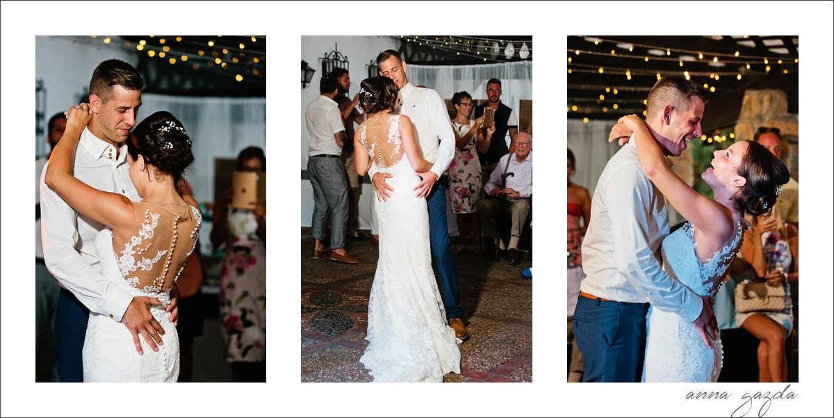 Alicia & Matt  Weddings Spain  Cortijo de los Caballos 69180
