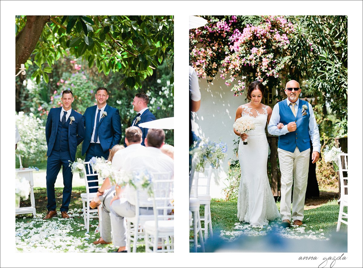 Alicia & Matt  Weddings Spain  Cortijo de los Caballos 69204