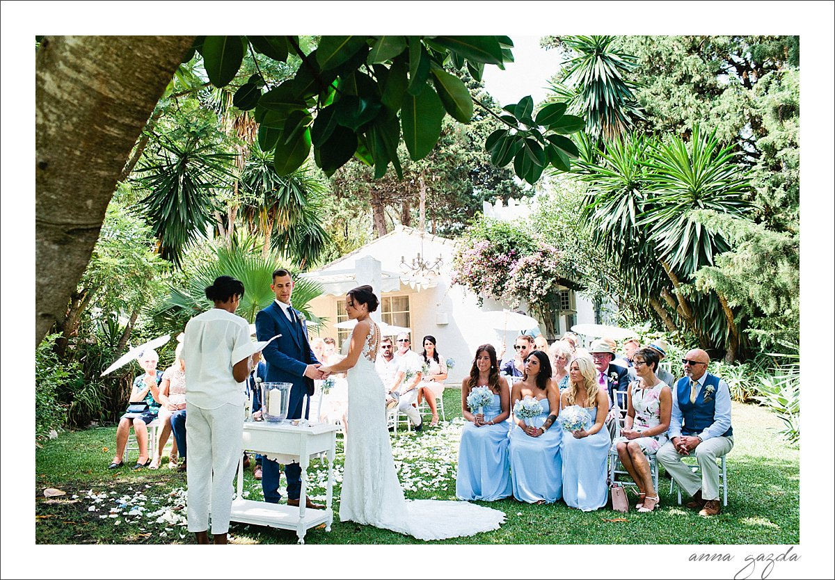 Alicia & Matt  Weddings Spain  Cortijo de los Caballos 69211