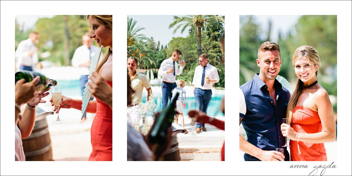 Alicia & Matt  Weddings Spain  Cortijo de los Caballos 69219