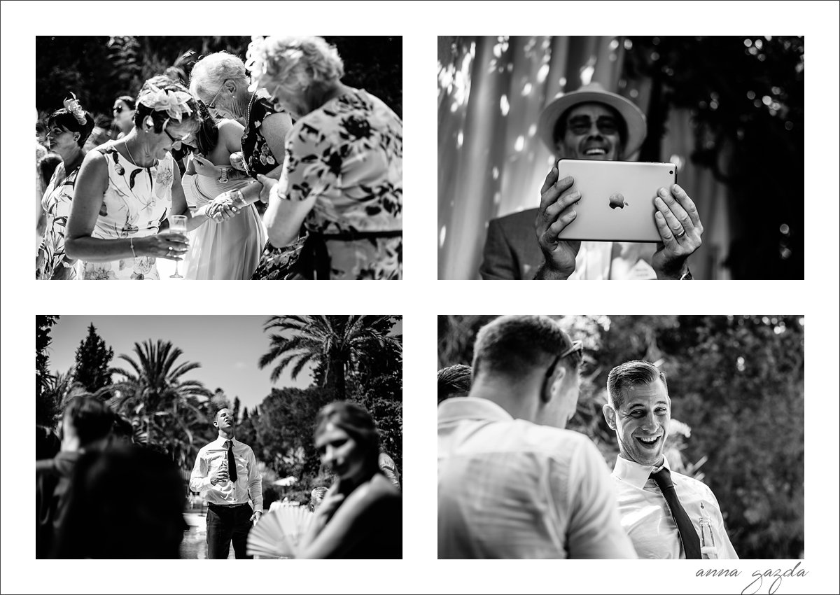 Alicia & Matt  Weddings Spain  Cortijo de los Caballos 69221