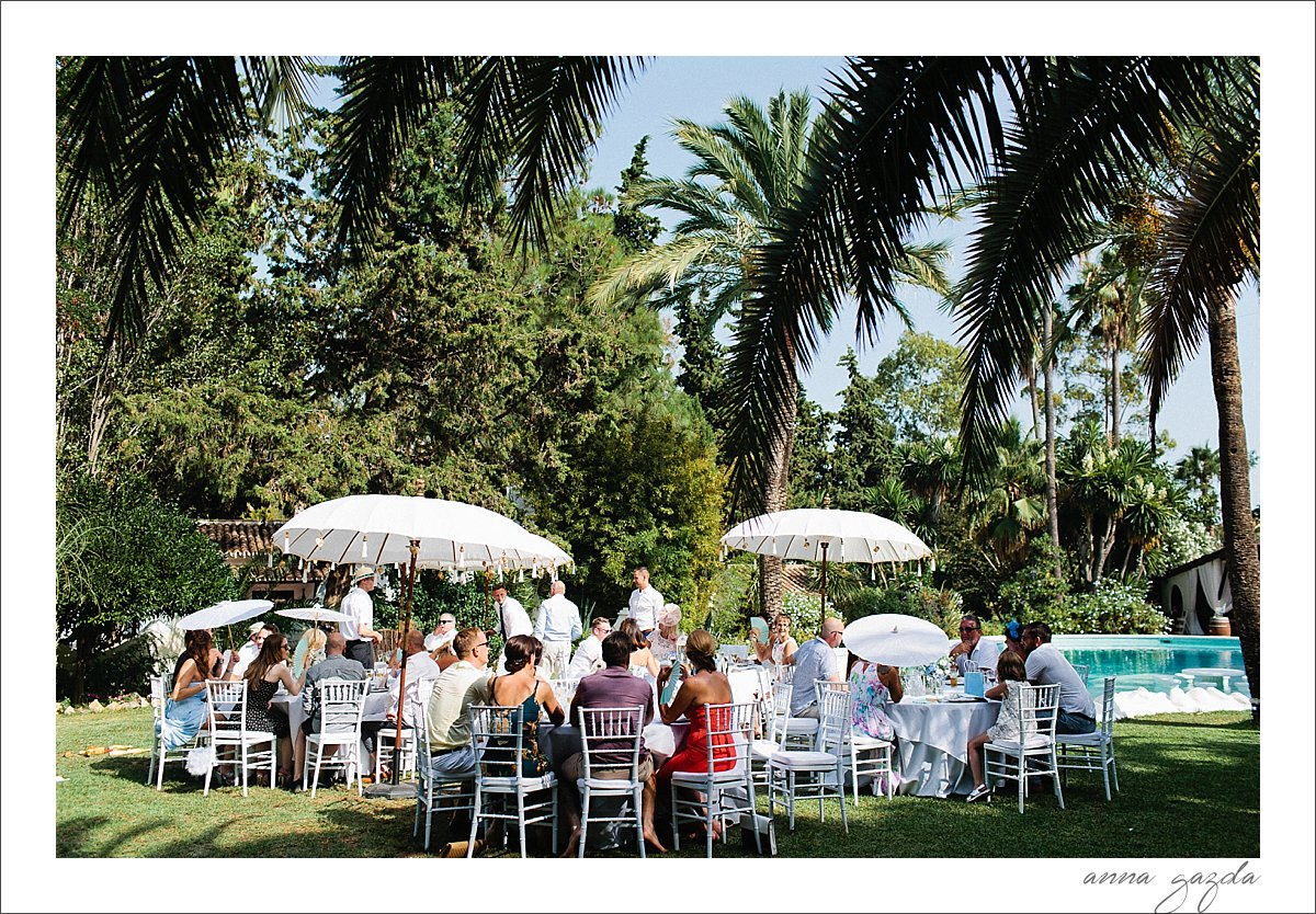Alicia & Matt  Weddings Spain  Cortijo de los Caballos 69237