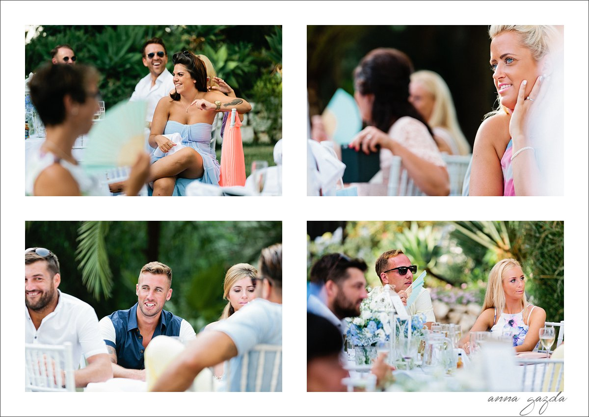 Alicia & Matt  Weddings Spain  Cortijo de los Caballos 69240