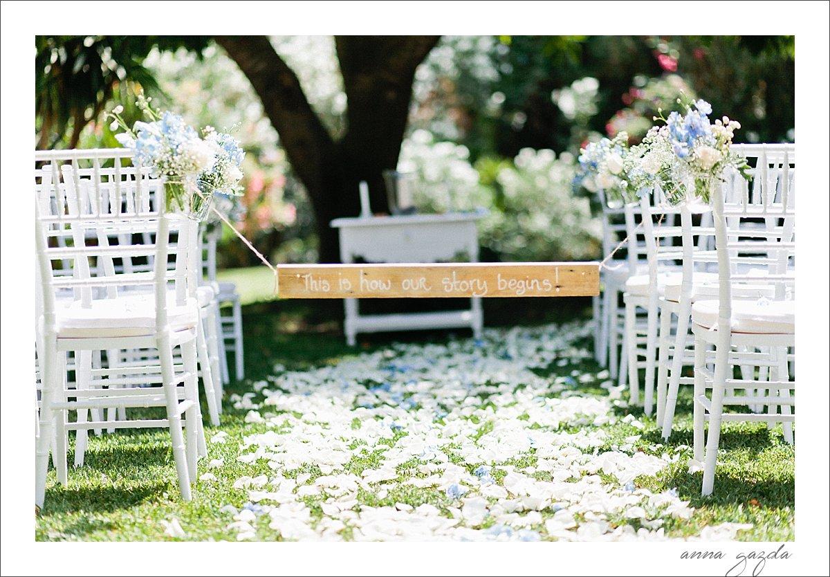 wedding in Marbella Cortijo de los Caballos