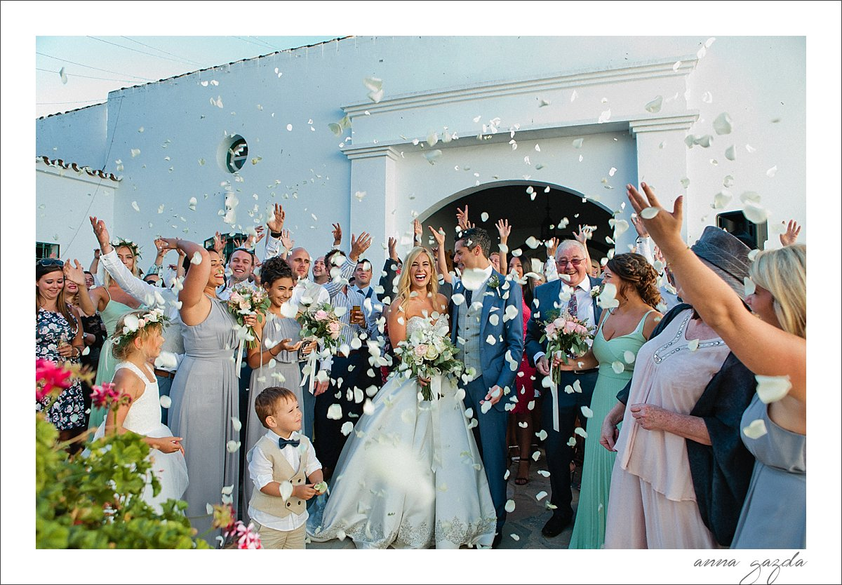 wedding at cortijo pedro jimenez casares spain