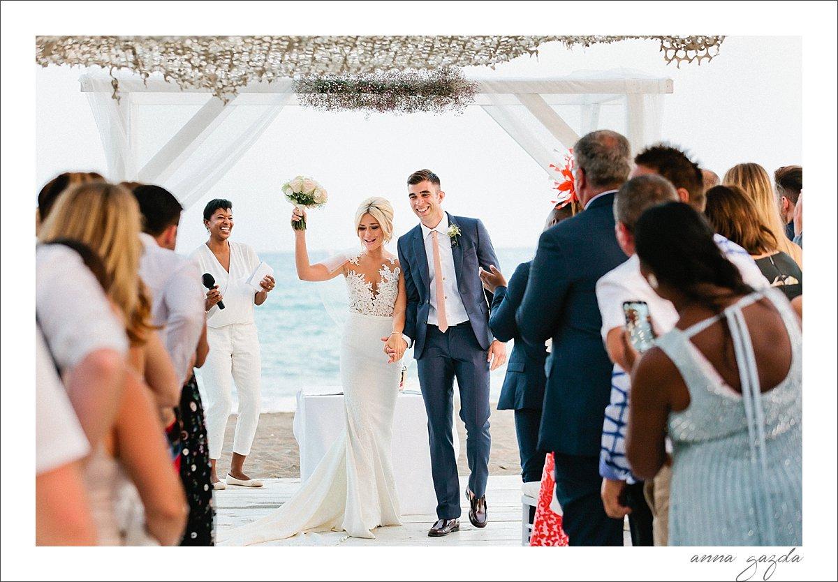 marbella beach wedding puro beach