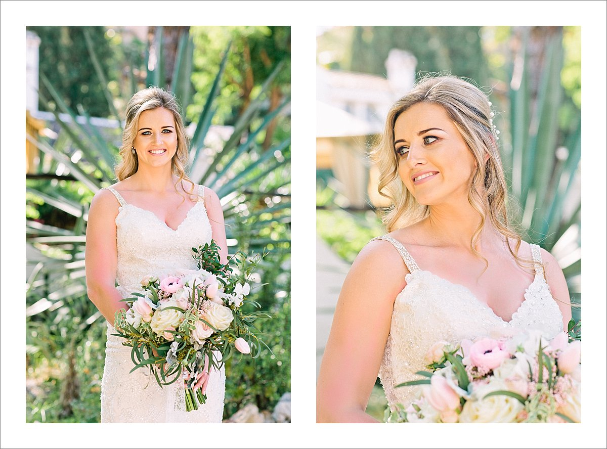 wedding photographer Marbella wedding portrait