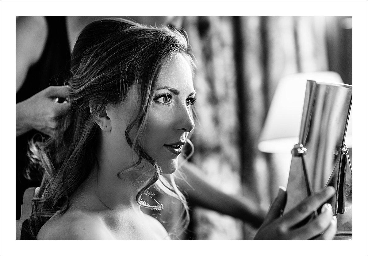 bride makeup Malaga