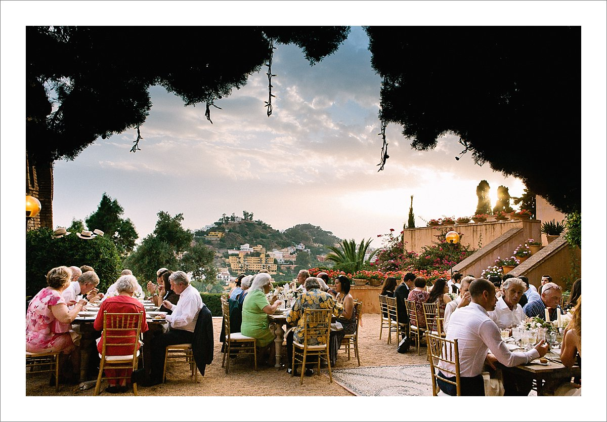 Castillo de Santa Catalina, Malaga wedding, Spain 163350
