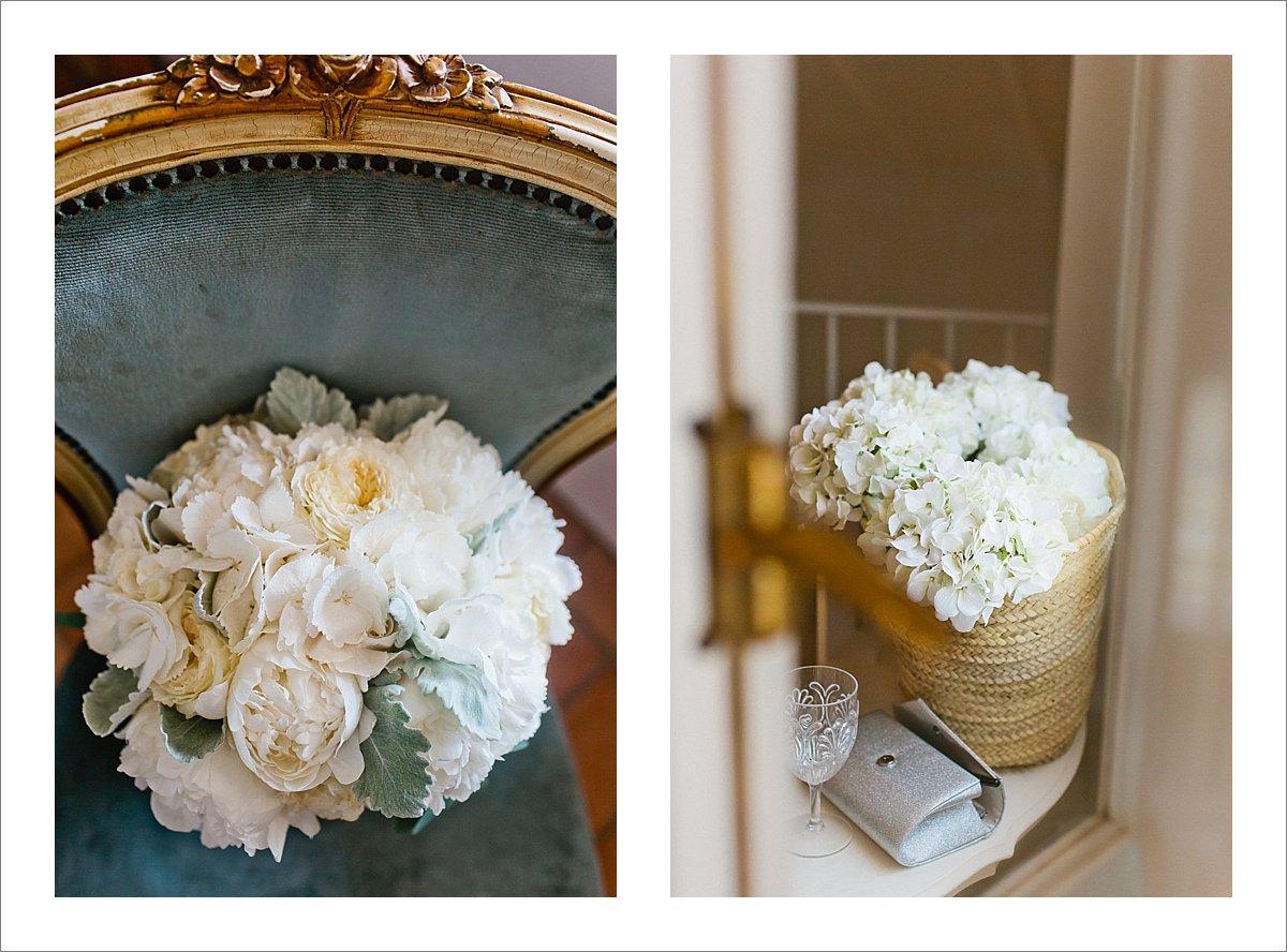 white bridal bouquet wedding flowers spain