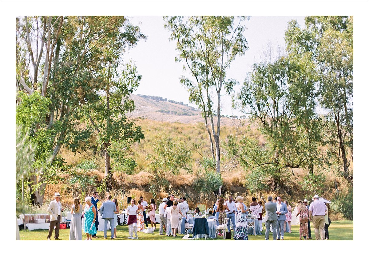 Rosa Blanca wedding venue Spain 163493