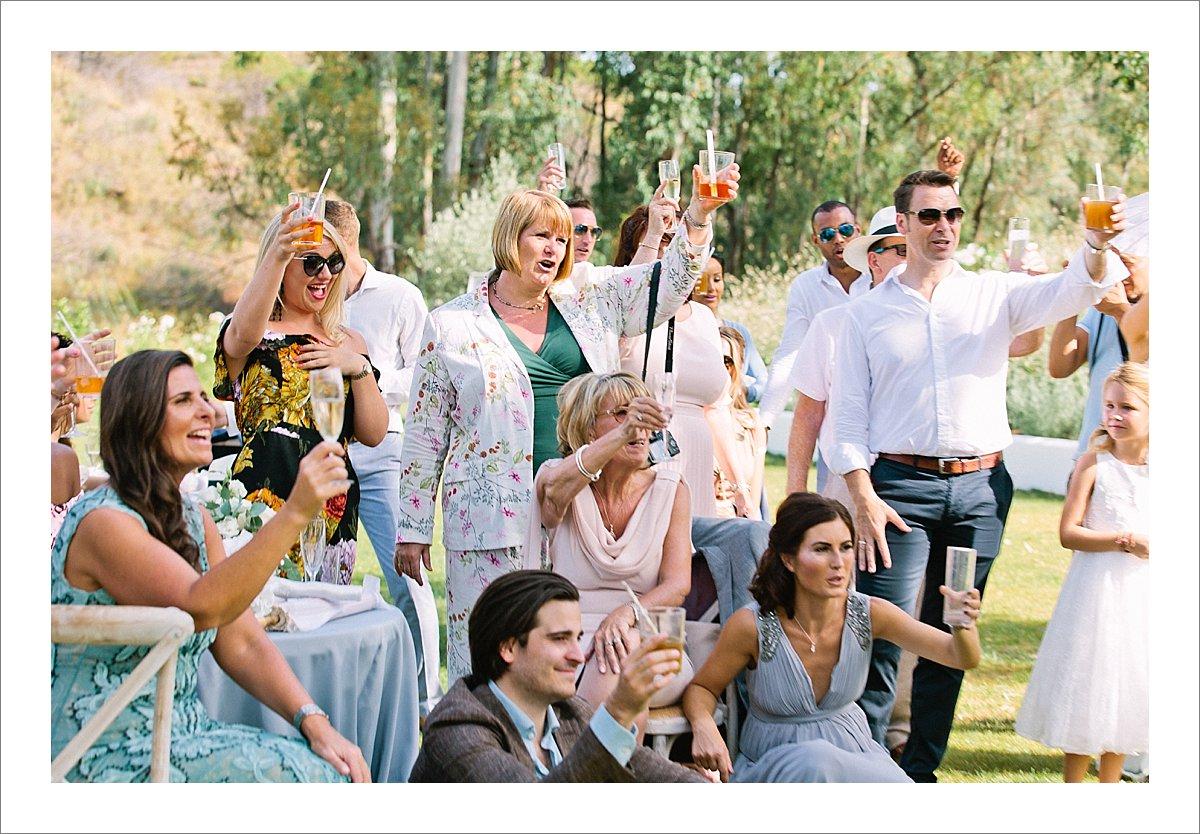 Rosa Blanca wedding venue Spain 163508