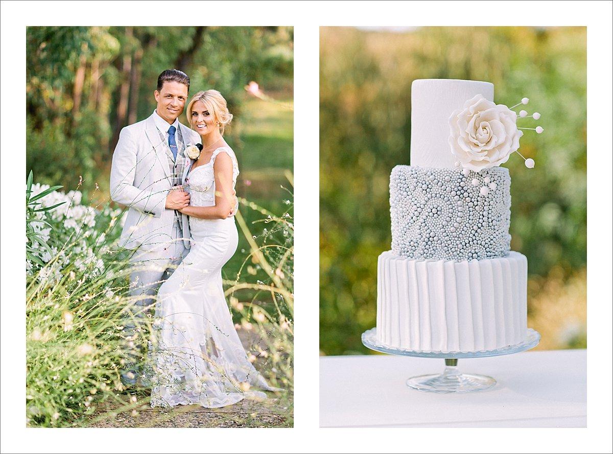 amazing wedding cake Spain