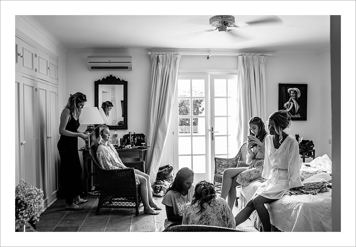 Csa del Rio Benahavis wedding photographer