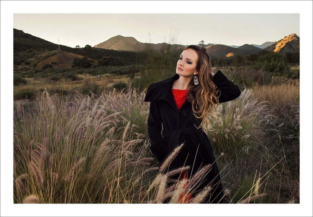 glamour portrait photographer session Marbella