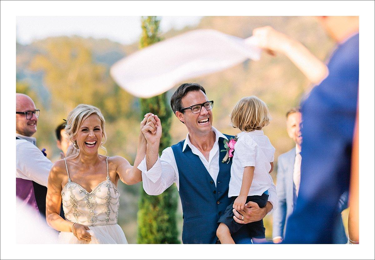 wedding celebrations in Marbella