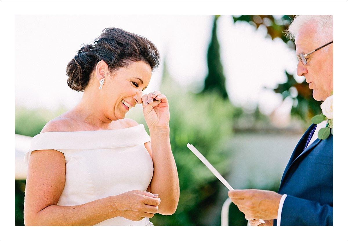 wedding ceremony Benalmadena