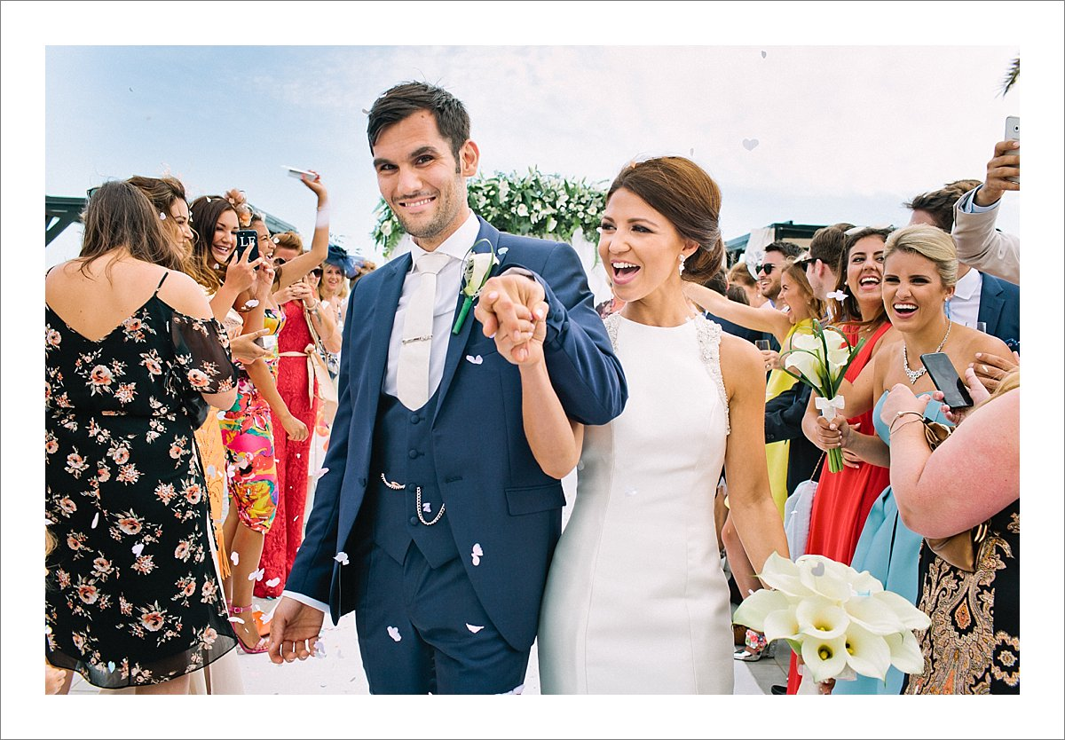 La Cabane wedding photographer Marbella