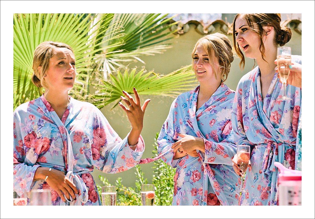 wedding in Marbella at Cortijo de los Caballos